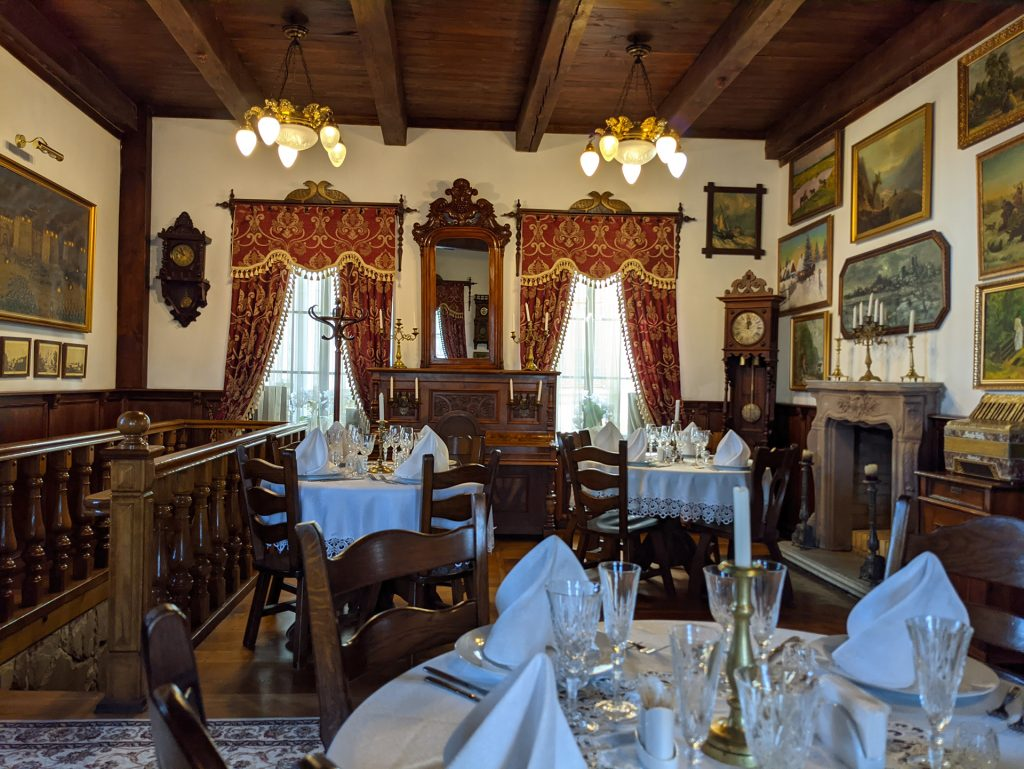 Antique House Restaurant, Dubno