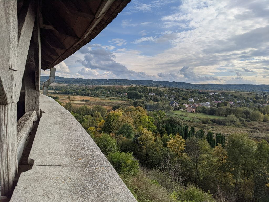Olekso Castle View
